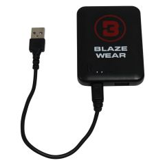 5V Rechargeable Sock and Head Warmer USB Power Bank