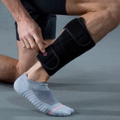 Heated Shin Wrap - Front