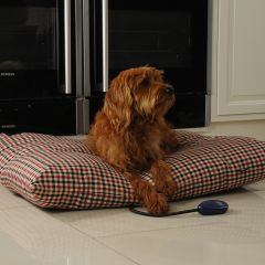 Hot Dog Sewerby Heated Dog Pillow