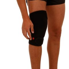 Heated Knee Wrap - Button