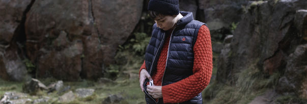 Battery-Powered Heated Clothing