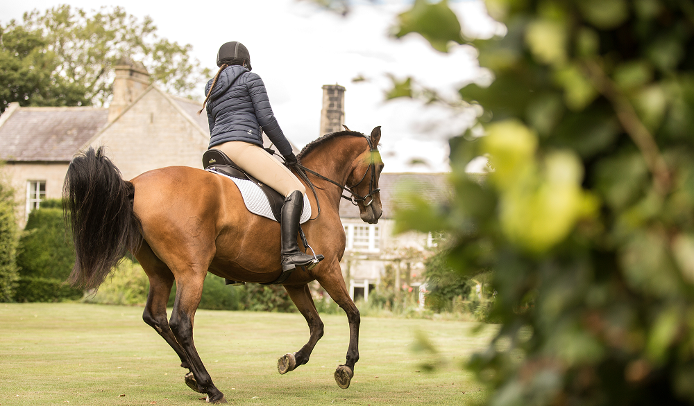 We're heading to Blair Castle International Horse Trials